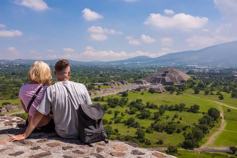 Teotihuacán - miesto, kde sa ľudia stávajú bohmi