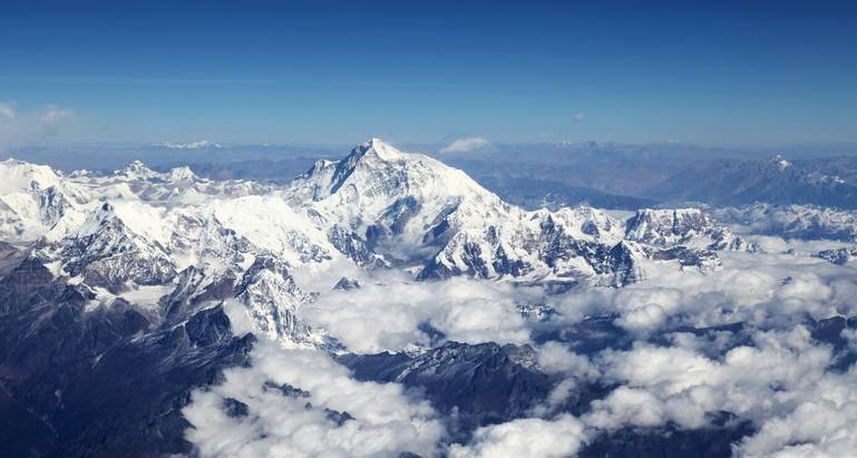 Tibet v novembri