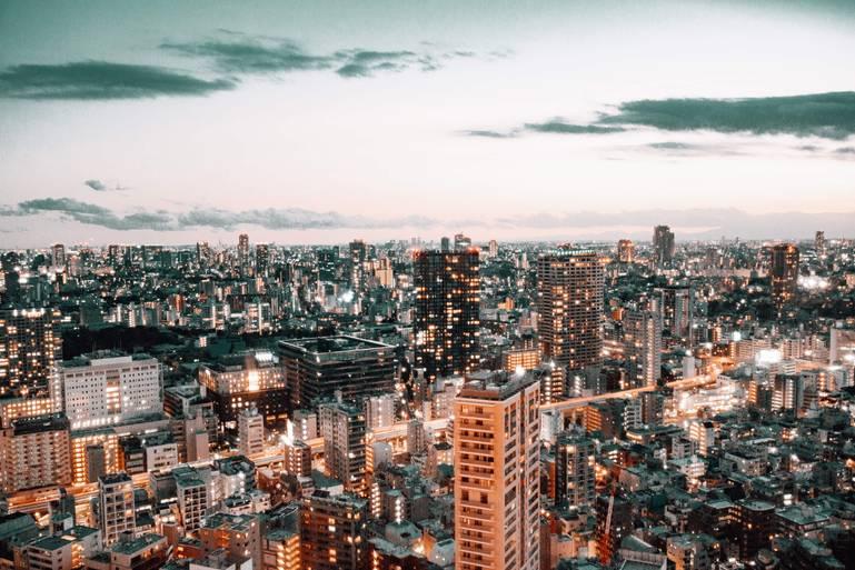 Tokyo či Tokio - gigant, ktorý vstal z popola
