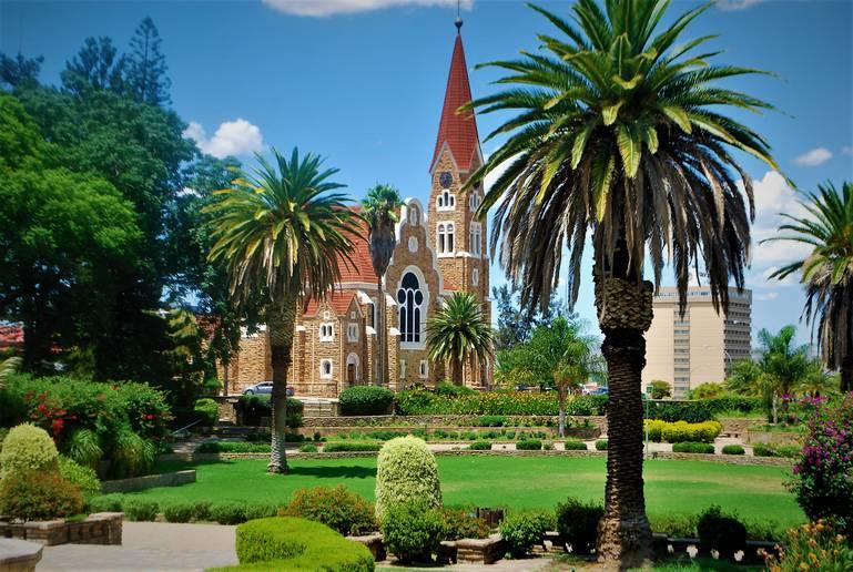 Windhoek – vstupná brána do čarovnej Namíbie