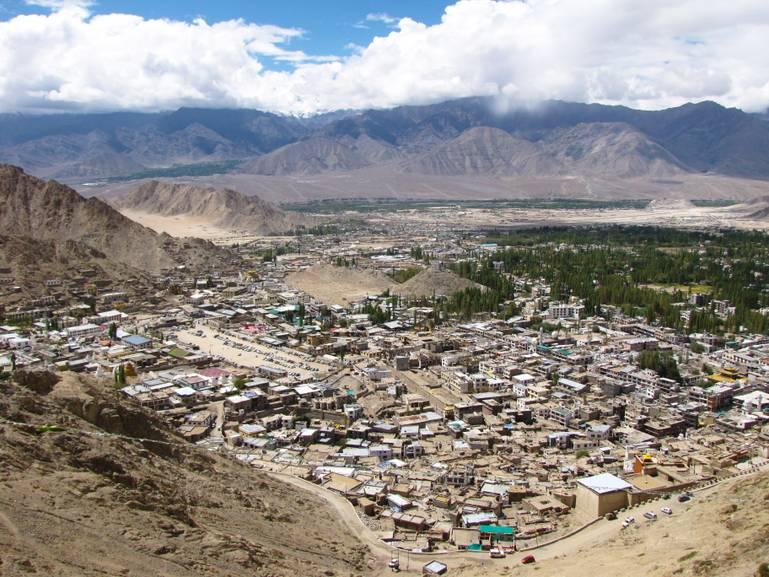 Leh, tibetskejší ako samotný Tibet