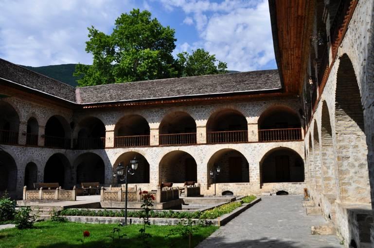 Šeki – orientálna rozprávka pod kaukazskými horami