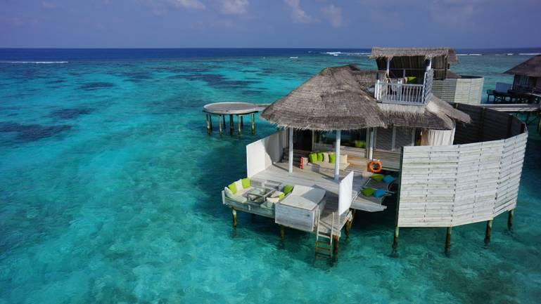 Six Senses (Laamu) - najekologickejší rezort na Maldivách