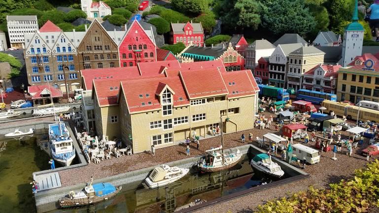 Legoland - Svet z miliónov kociek