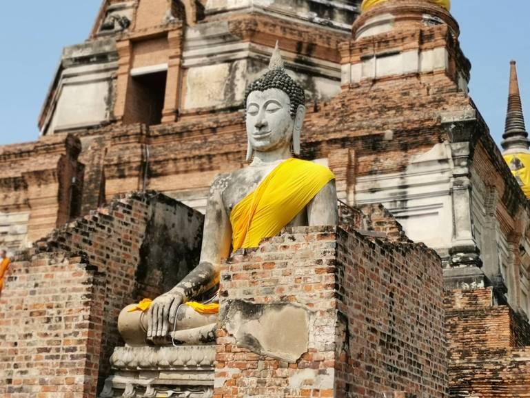 Poklady Siamu – prehliadka thajskej Ayutthaye
