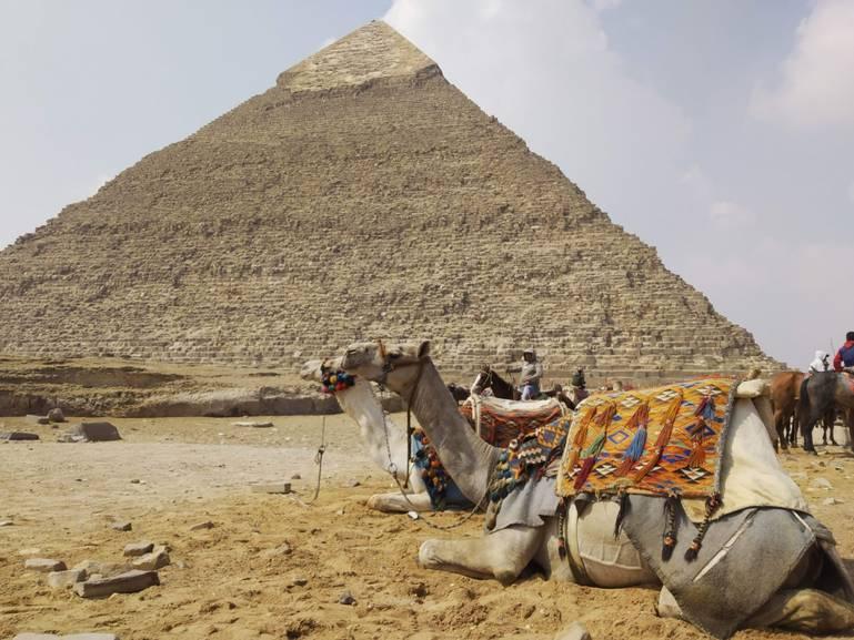 Káhira- pulzujúce srdce Afriky (časť 1.)