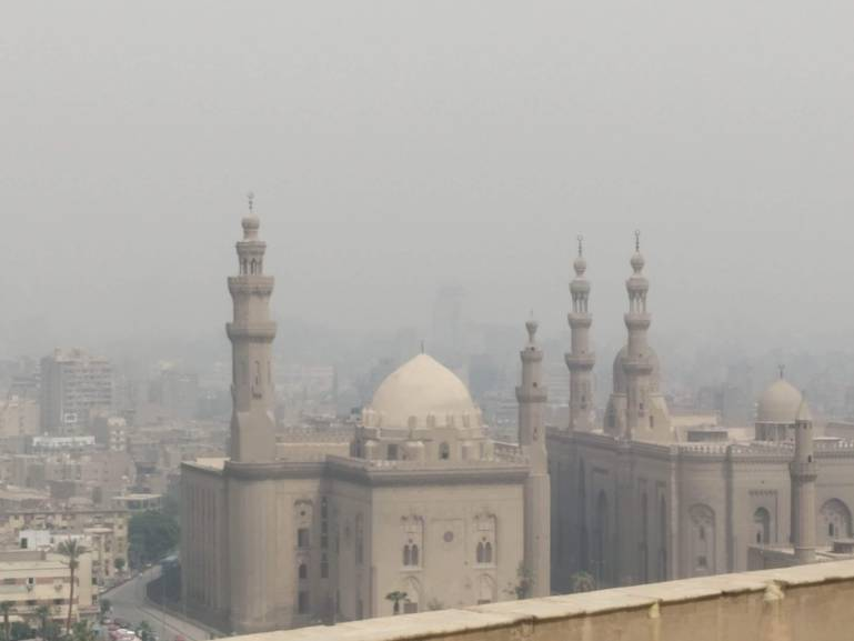 Káhira- pulzujúce srdce Afriky (časť 2.)