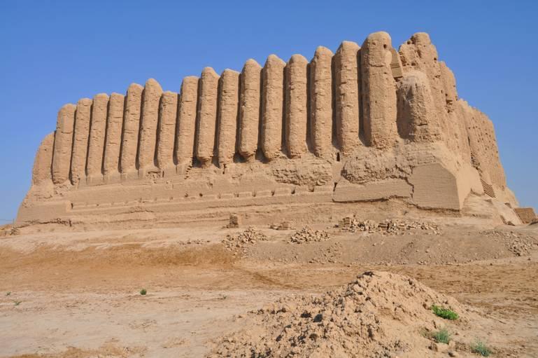 Merv. Fantastické ruiny plné príbehov