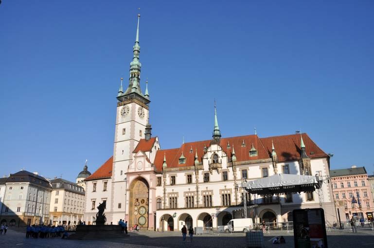 Za krásou Olomouckého kraja