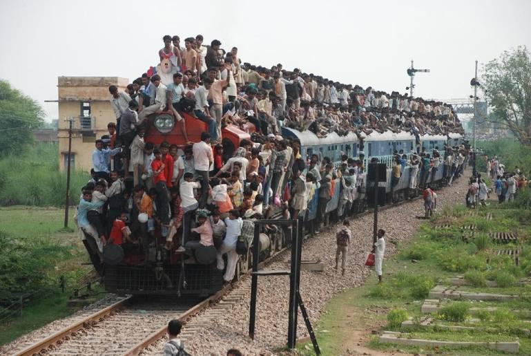 Veľké vlakové dobrodružstvo v Číne a Indii