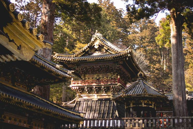 Nikkó – mesto, ktoré si zamiloval šogún