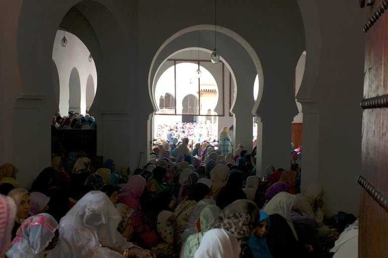 Atmosféra Ramadánu naživo