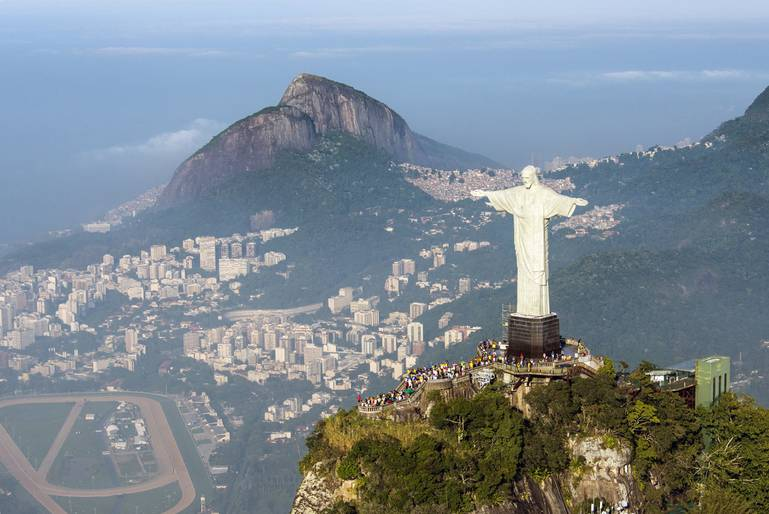 Silvester v Rio de Janeiro
