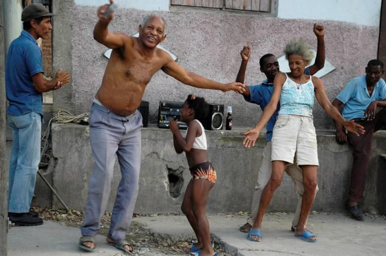 Kuba - tance Ostrova slobody