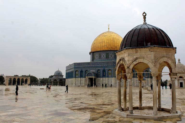 Štyri dni v Jeruzaleme