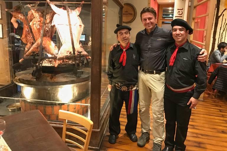 Veľký prehľad gastronómie Chile