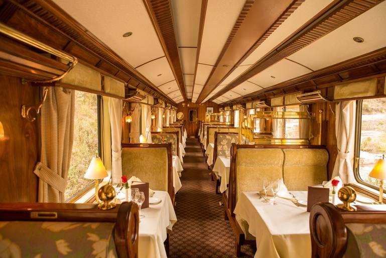 Cesta na Machu Picchu v štýle Orient Express