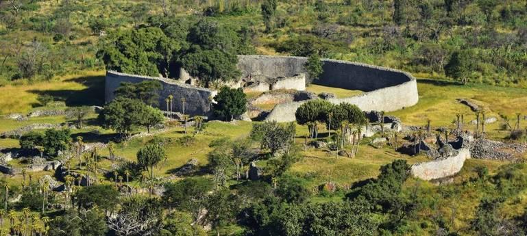 Great Zimbabwe - africký unikát