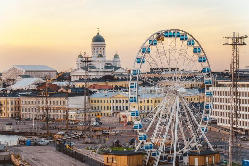 Metropoly Škandinávie