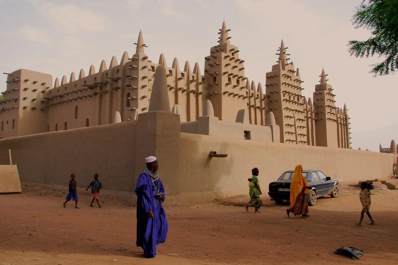 Z Mali do Nigérie