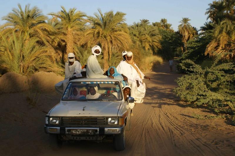 Alžírsko na doraz s all inclusive