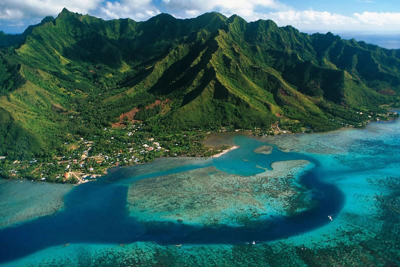 Nový Zéland a Tahiti (Moorea)