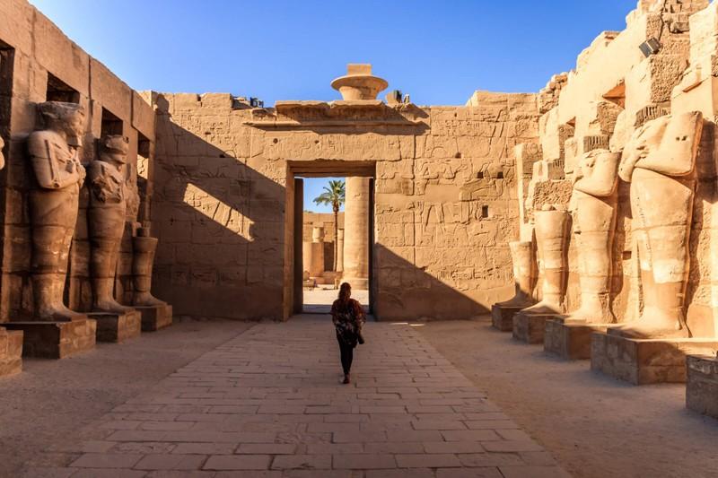 Egypt maximálne poznanie