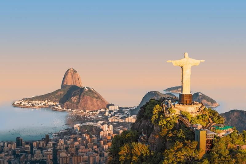 Rio de Janeiro - mesto bohov