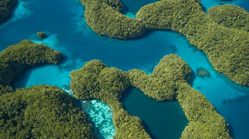 Zlatá cesta Japonskom a relax na Palau